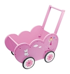 Poppenwagen Beauty Princess