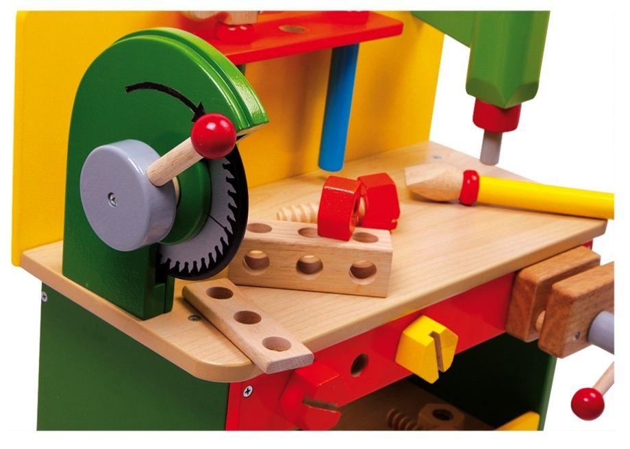 kinderwerkbank christian donk toyshop. Black Bedroom Furniture Sets. Home Design Ideas