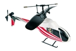 Infrarood Helicopter rood