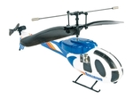 Infrarood helicopter Blauw