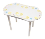 Kindertafel star