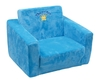 Plushing Fauteuil Prince