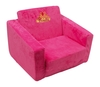 Plushing Fauteuil Prinses