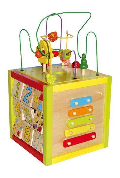 Activiteiten kubus donk toyshop for Juegos para nios jardin de infantes