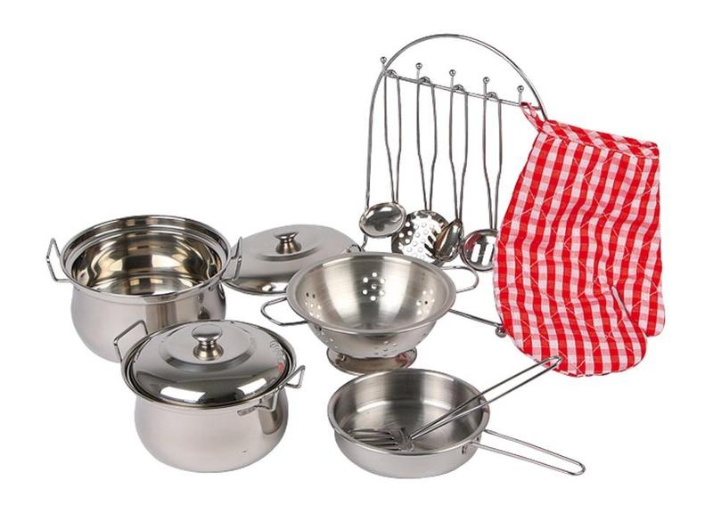 Keuken Accessoires Set : met keukengerei maken deze set tot must have voor elke kinderkeuken